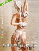 Angelica & Anna S & Paulina - #243 - Shower Trio