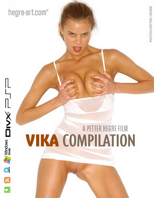 Vika - `#250 - Compilation` - by Petter Hegre for HEGRE-ART VIDEO