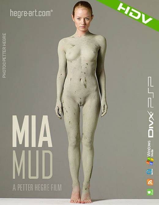 Mia - `#258 - Mud` - by Petter Hegre for HEGRE-ART VIDEO