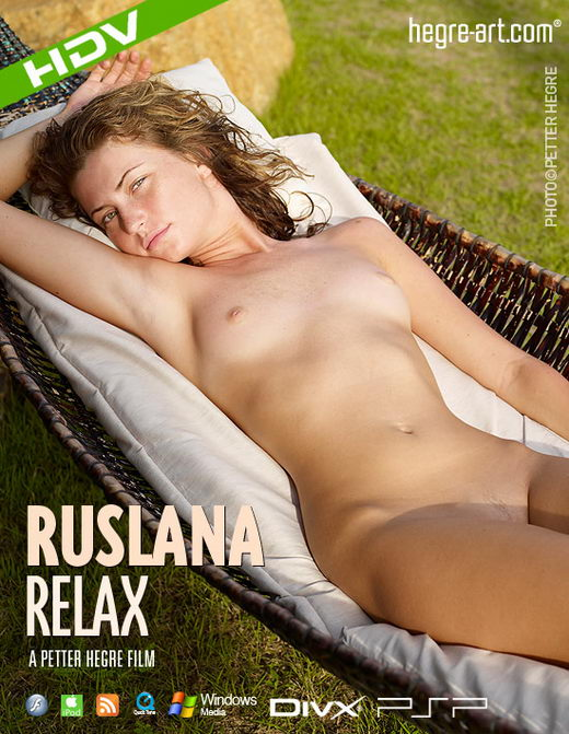 Ruslana - `#270 - Relax` - by Petter Hegre for HEGRE-ART VIDEO