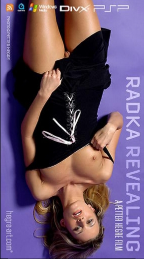 Radka - `#273 - Revealing` - by Petter Hegre for HEGRE-ART VIDEO