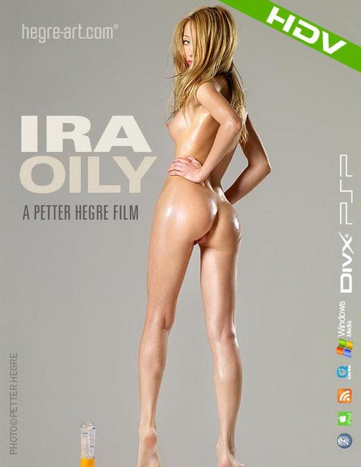 Ira - `#283 - Oily` - by Petter Hegre for HEGRE-ART VIDEO