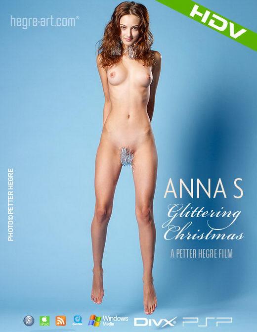 Anna S - `#290 - Glittering Christmas` - by Petter Hegre for HEGRE-ART VIDEO