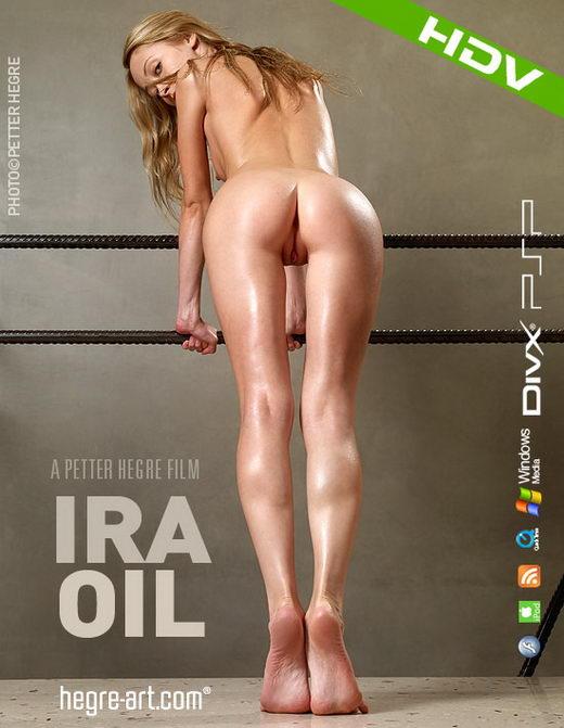 Ira - `#306 - Oil` - by Petter Hegre for HEGRE-ART VIDEO