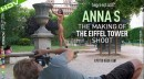 Anna S - #311 - The Making Of The Eiffel Tower Shoot