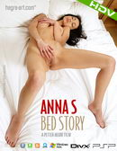 Anna S - #314 - Bed Story