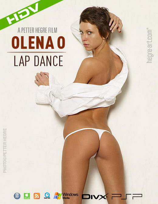 Olena O - `#333 - Lap Dance` - by Petter Hegre for HEGRE-ART VIDEO