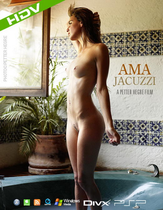 Ama - `#338 - Jacuzzi` - by Petter Hegre for HEGRE-ART VIDEO