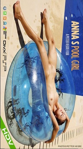 Anna S - `#339 - Pool Girl` - by Petter Hegre for HEGRE-ART VIDEO