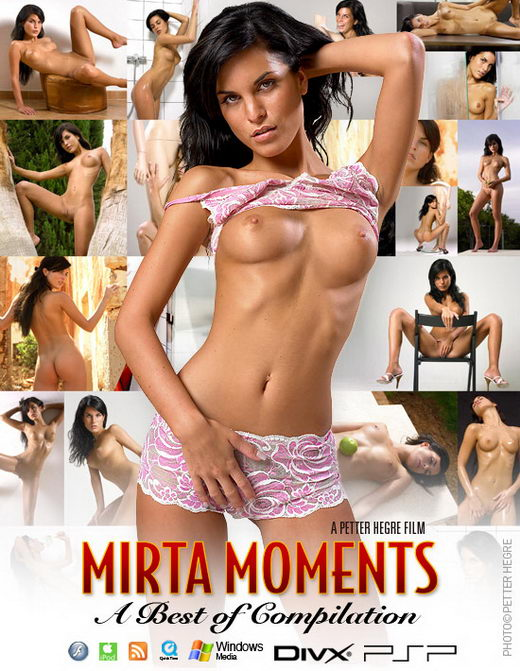 Mirta - `#348 - Moments` - by Petter Hegre for HEGRE-ART VIDEO