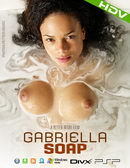 Gabriella in #347 - Soap video from HEGRE-ART VIDEO by Petter Hegre