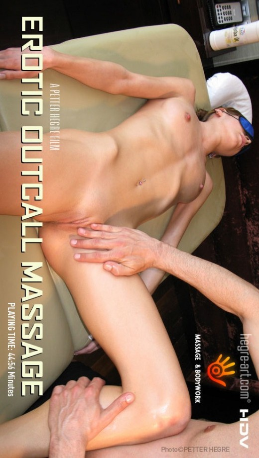 Yanna - `#7 - Erotic Outcall Massage` - by Petter Hegre for HEGRE-ART VIDEO