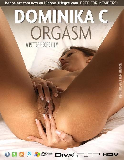Dominika C - `#349 - Orgasm` - by Petter Hegre for HEGRE-ART VIDEO