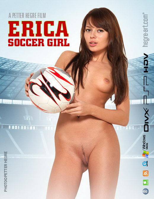 Erica - `#360 - Soccer Girl` - by Petter Hegre for HEGRE-ART VIDEO