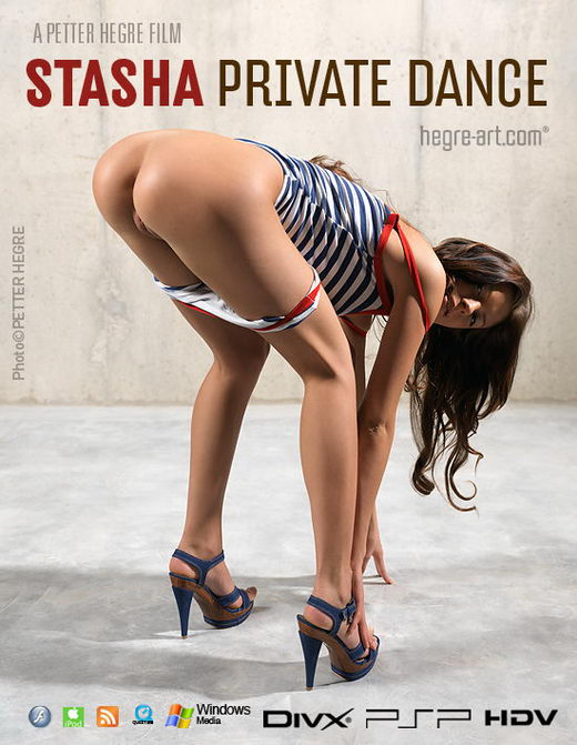 Stasha - `#377 - Private Dance` - by Petter Hegre for HEGRE-ART VIDEO