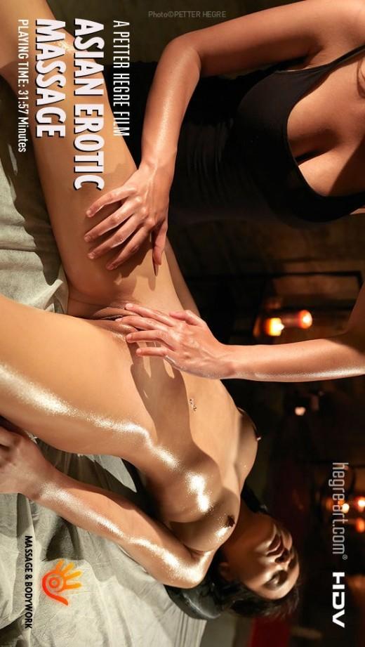 Yoko - `#30 - Asian Erotic Massage` - by Petter Hegre for HEGRE-ART VIDEO