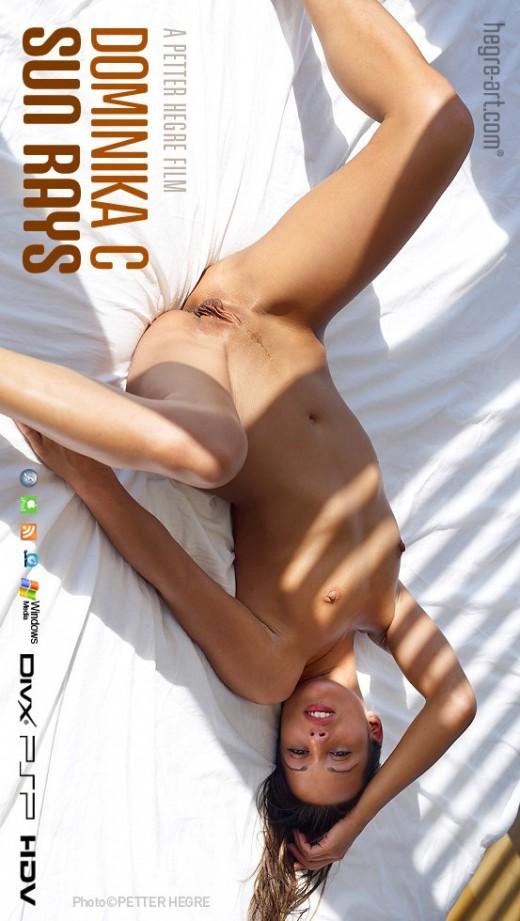 Dominika C - `#390 - Sun Rays` - by Petter Hegre for HEGRE-ART VIDEO