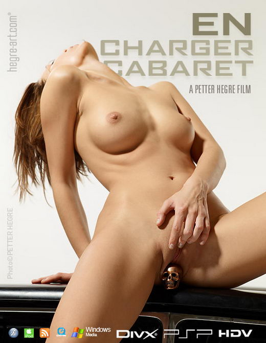 En - `#397 - Charger Cabaret` - by Petter Hegre for HEGRE-ART VIDEO
