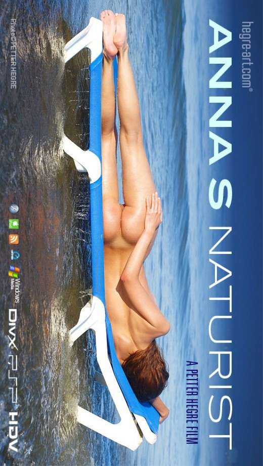 Anna S - `#400 - Naturist` - by Petter Hegre for HEGRE-ART VIDEO