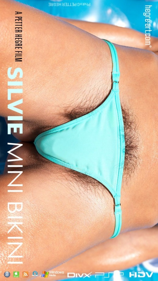 Silvie - `#394 - Mini Bikini` - by Petter Hegre for HEGRE-ART VIDEO