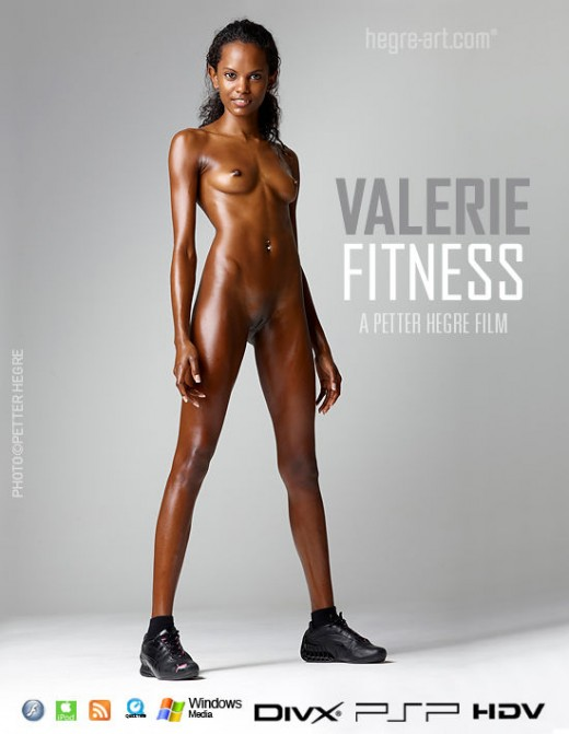 Valerie - `#409 - Fitness` - by Petter Hegre for HEGRE-ART VIDEO
