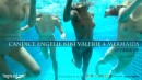 Candice & Engelie & Kiki & Valerie in #428 - 4 Mermaids video from HEGRE-ART VIDEO by Petter Hegre