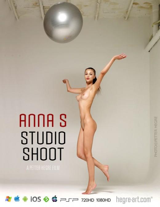 Anna S - `#434 - Studio Shoot` - by Petter Hegre for HEGRE-ART VIDEO