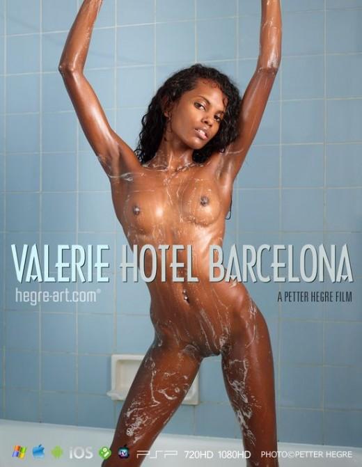Valerie - `#440 - Hotel Barcelona` - by Petter Hegre for HEGRE-ART VIDEO