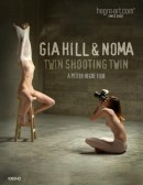 Gia Hill and Noma - Gia Hill And Noma Twin Shooting Twin