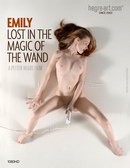 Emily - Lost in the Power of the Magic Wand