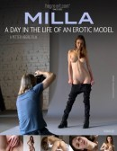 A day in the life of an erotic model