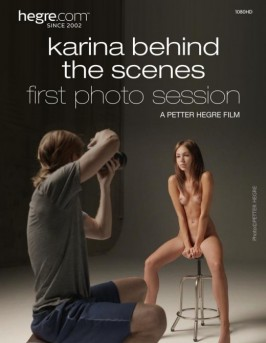 Karina  from HEGRE-ART VIDEO