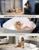 Cameron Nude Photo Shoot video from HEGRE-ART VIDEO by Petter Hegre