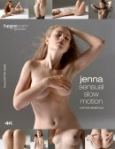 Jenna Sensual Slow Motion video from HEGRE-ART VIDEO by Petter Hegre