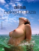 Alisa Naked In Ibiza video from HEGRE-ART VIDEO by Petter Hegre