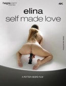 Elina Self Made Love video from HEGRE-ART VIDEO by Petter Hegre