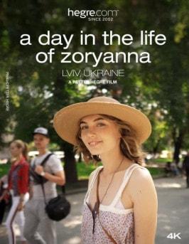 Zoryanna  from HEGRE-ART VIDEO