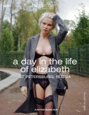 A Day In The Life Of Elizabeth video from HEGRE-ART VIDEO by Petter Hegre