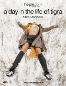 A Day In The Life Of Tigra video from HEGRE-ART VIDEO by Petter Hegre