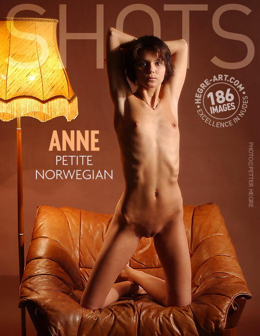 Anne - `Petite Norwegian` - by Petter Hegre for HEGRE-ART