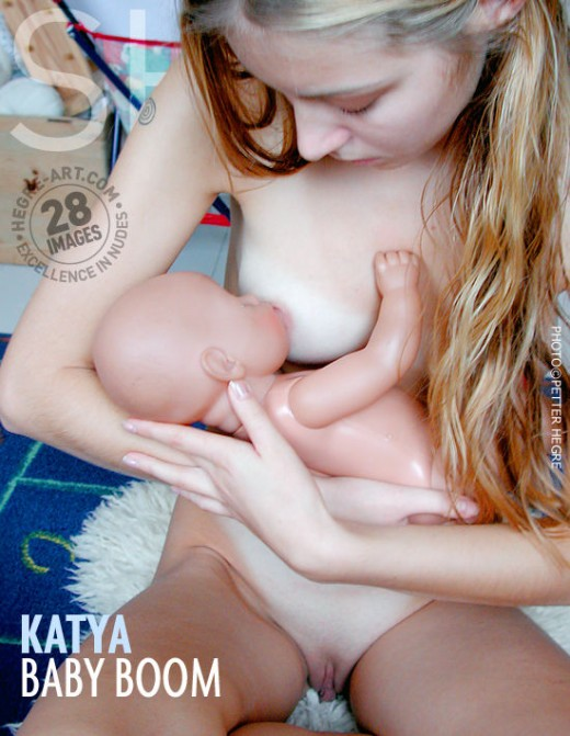 Katya - `Baby Boom` - by Petter Hegre for HEGRE-ART