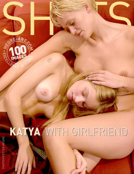 Katya - `With Girlfriend` - by Petter Hegre for HEGRE-ART
