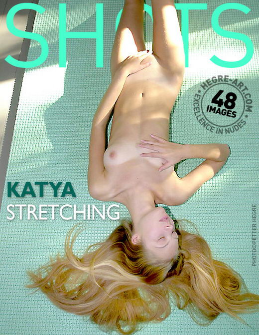 Katya - `Stretching` - by Petter Hegre for HEGRE-ART
