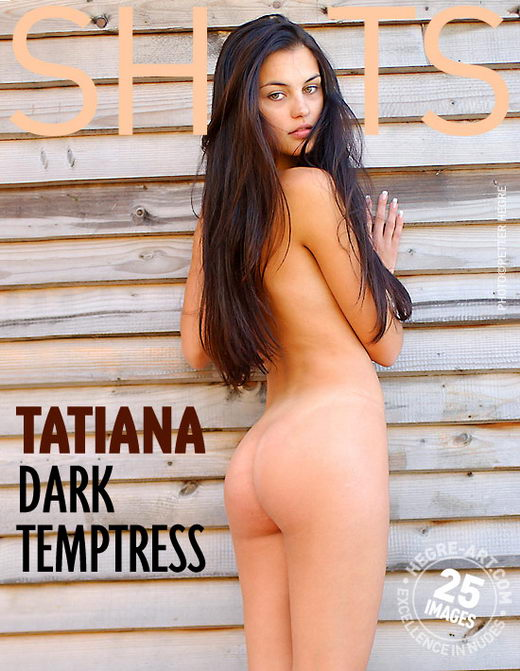 Tatiana - `Dark Temptress` - by Petter Hegre for HEGRE-ART