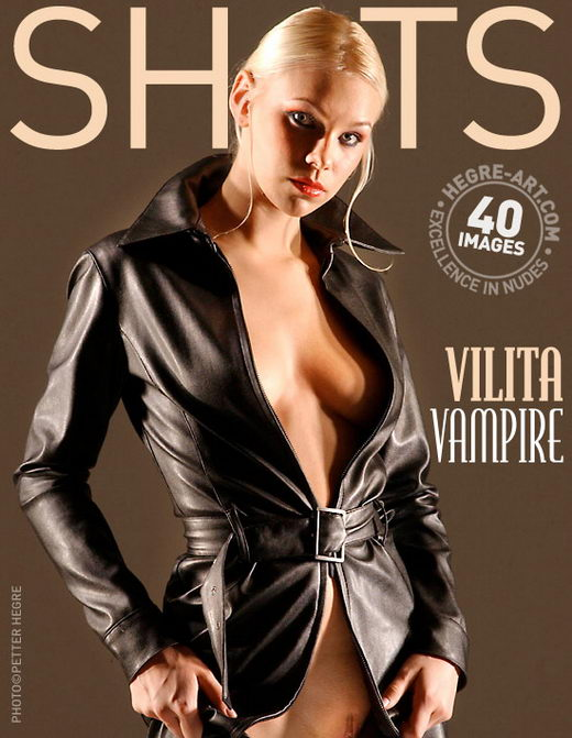 Vilita - `Vampire` - by Petter Hegre for HEGRE-ART