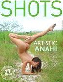 Anahi - Artistic