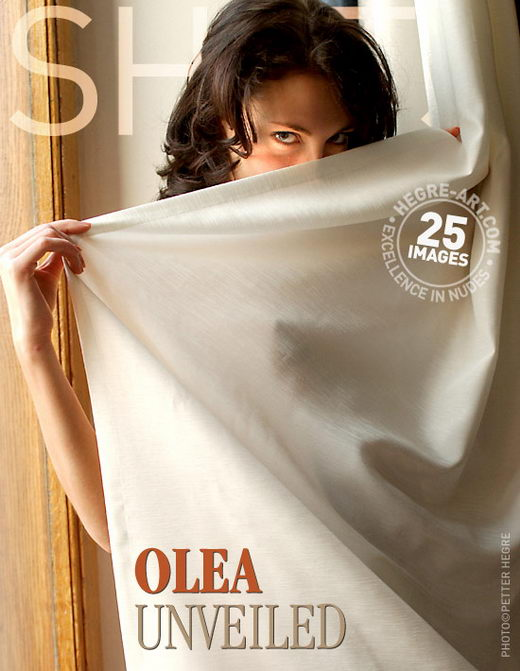 Olea - `Unveiled` - by Petter Hegre for HEGRE-ART