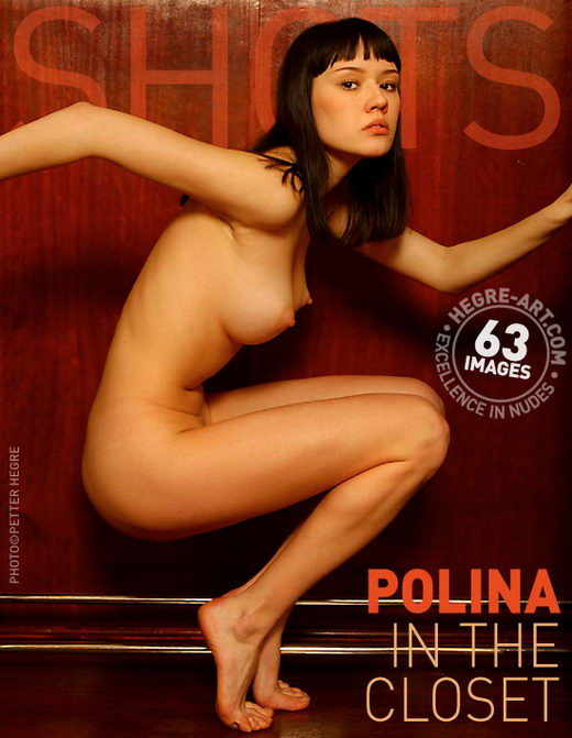 Polina - `In The Closet` - by Petter Hegre for HEGRE-ART