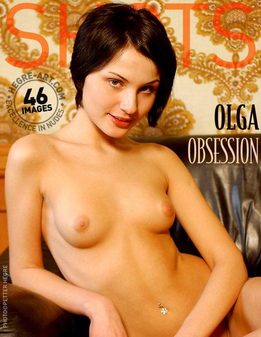 Olga - `Obsession` - by Petter Hegre for HEGRE-ART