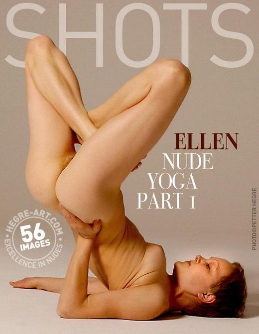 Ellen - `Nude Yoga - Part 1` - by Petter Hegre for HEGRE-ART